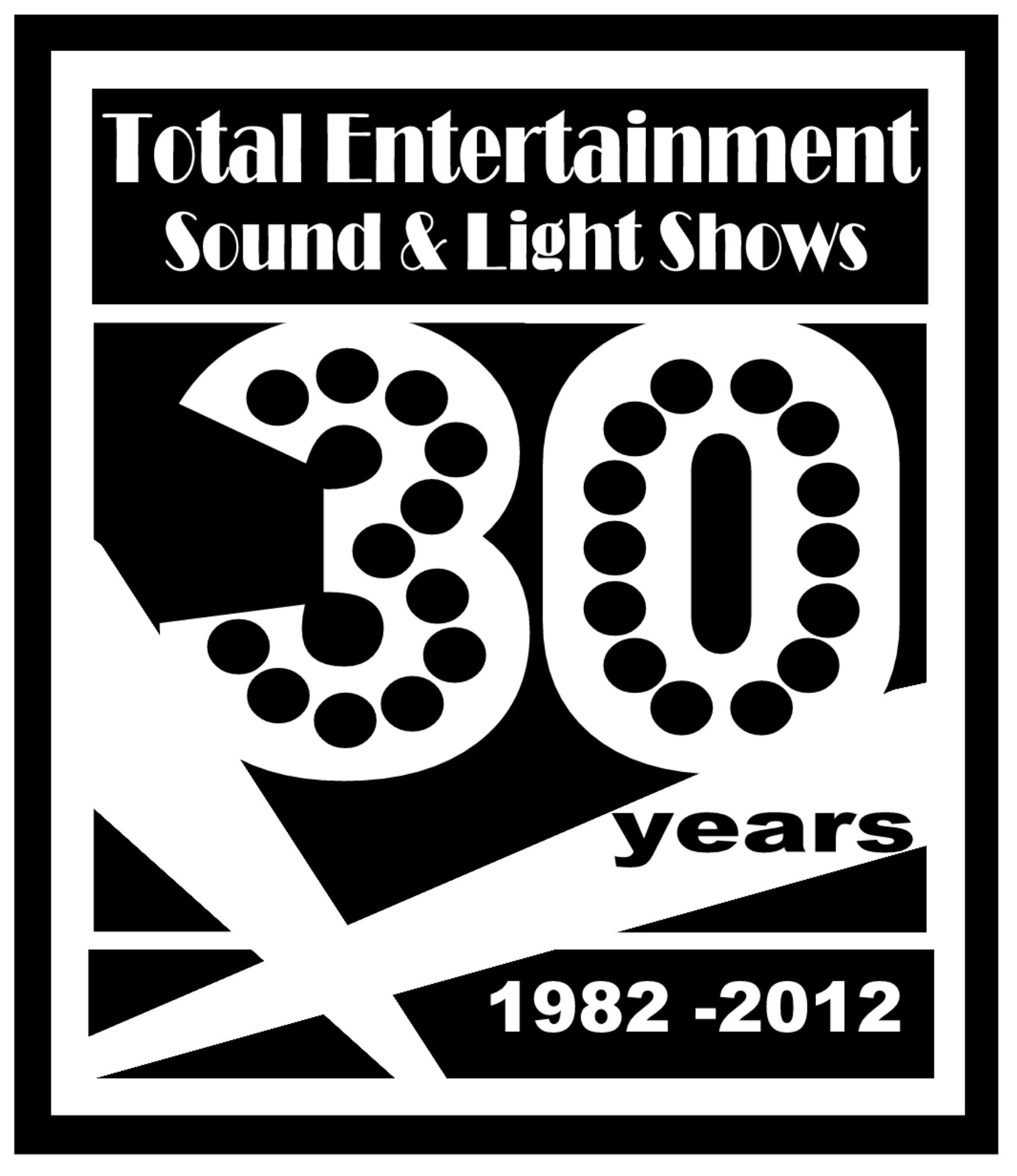 Total Entertainment 30 Years in the Bar / Bat Mitzvah DJ Scene!