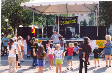 Kidsdance at the MN State Fair! Baldwin Park